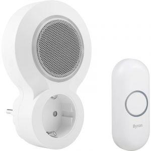 Set complet pour Sonnette sans fil DBY-23513 175 m - Byron