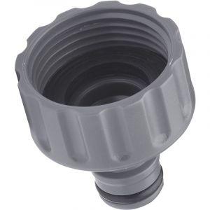 AROZ Nez de robinet automatique plastique femelle 1'