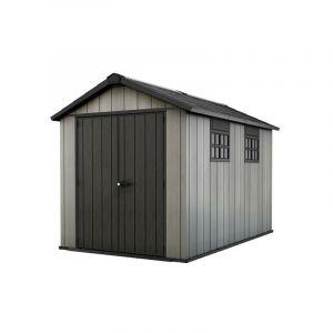 Abri en résine OAKLAND BROSSIUM® 7511 8 m² - KETER