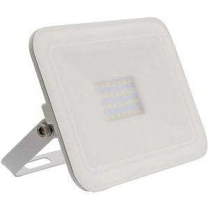 Projecteur LED Extra-Plat Crystal 20W Blanc Blanc Froid 6000K - 6500K - LEDKIA