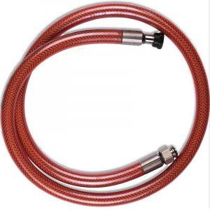Flexible VISSINOX gaz butane propane long. 2m durée de vie illimitée (481281729756) Accessoires et entretien 97545 WPRO