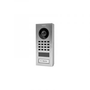 Portier vidéo IP D1101V Inox - Doorbird