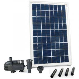 Ubbink Kit SolarMax 600 avec pompe et panneau solaire 1351181