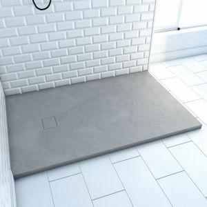 receveur douche resine 120x80 comparer 746 offres. Black Bedroom Furniture Sets. Home Design Ideas