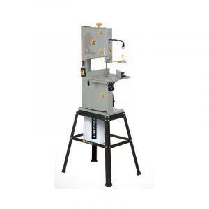 Peugeot - Scie à ruban + piètement 2 volants 250mm 420W + Kit de sécurité - EnergyBand - PEUGEOT PSP