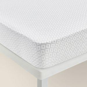 Pikolin Home - Housse de matelas intégrale éponge, antiallergique . 140x190/200cm , Blanc . Lit de 140