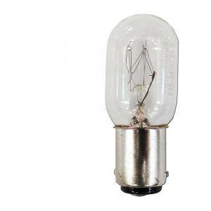 Ampoule à baïonnette machine à coudre 25w 220v/240v edm