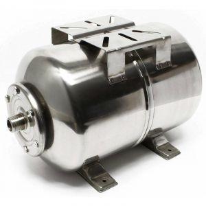 Réservoir à vessie pour la surpression domestique cuve ballon 24 litres inox - HELLOSHOP26