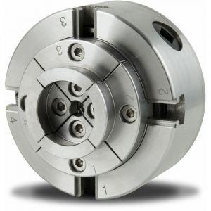 Eberth - Mandrin à quatre mors de précision de 100 mm à centrage automatique Mandrin de tour