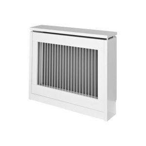 Cache-radiateur Cristian 3090 | Blanc - TOPKIT