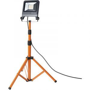 Projecteur LEDVANCE Worklight Tripod 4058075213975 50 W blanc neutre EEC: LED 1 pc(s)