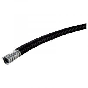 Gaine de protection métallique SILVYN® LCC-2-M, très flexible X74811 - LAPP