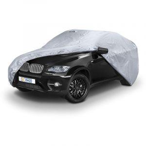 Housse de protection voiture haute qualité 4X4. 491x194x146cm - SUMEX