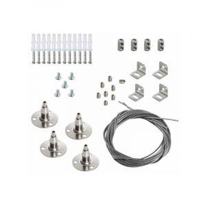 Kit de Suspension pour Dalle LED BRAVO 30x60cm - 60x60cm - KANLUX