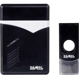 Set complet pour Carillon sans fil Zamel ST-251 TECHNO 100 m noir, argent, blanc