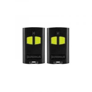 TO GO 2VA - Télécommande 2 canaux BENINCA Pack de 2 - BENINCA