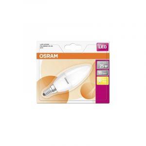 Osram - Ampoule LED en forme de bougie E14 3.20 W = 25 W blanc chaud D974231