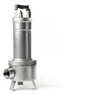 Jetly - Pompe d'evacuation avec broyeur DAB FEKA VS750M-NA SANS Flotteur relevage eaux chargée à Vortex Monophaséé 0,75Kw INOX