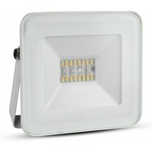 Projecteur LED Extérieur 20W Ip65 Rgb-W Avec Contrôle Bluetooth Blanc Vt-5020 V-TAC SMART