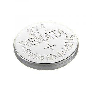 Pile bouton oxyde d'argent 371 1 pc(s) X92588 - RENATA