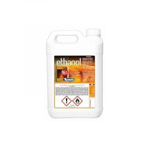 BIO ALCOOL COMBU P/CHEMINEE ALCOOL 5L (Vendu par 1) - ARDEA