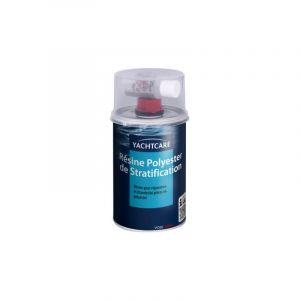 Résine de stratification ortho Soloplast 1kg avec durcisseur - YACHTCARE