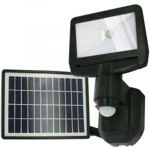 Projecteur solaire ESTEBAN à détection 850 Lumens Eq 70W - ARUM LIGHTING