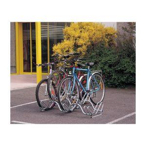 Râtelier 6 vélos sur 2 niveaux Mottez B134V