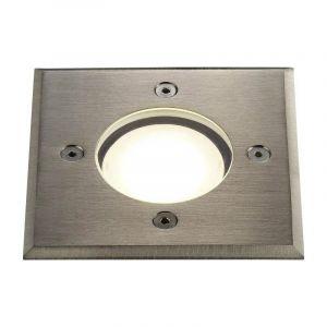 Spot extérieur encastrable GU10 Nordlux Pato 83840034 35 W acier inoxydable