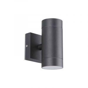 Applique noir VENICE Extérieure double faisceau GU10 IP54
