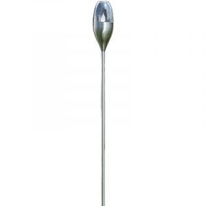 Lampe Solaire 'Jari' en inox - LINDBY
