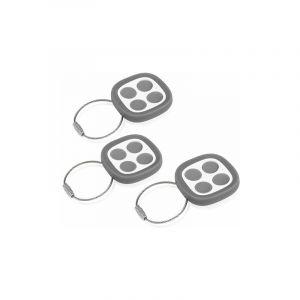 NOÉ - Télécommande Universelle (Compatible toutes marques) - Thomson - Lot de 3