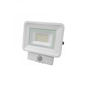 Projecteur LED Blanc chaud - 20W avec détecteur - OPTONICA