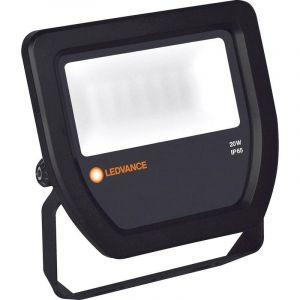 Projecteur LED extérieur 20 W 1x LED intégrée blanc chaud LEDVANCE FLOODLIGHT 20 4058075097445 noir 1 pc(s)