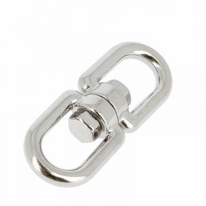 Emerillon A Anneaux 5 Inox A4 - FIXNVIS
