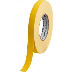 Ruban adhésif toilé 3M 9545NY19 Scotch® jaune (L x l) 50 m x 19 mm 50 m