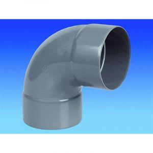 Coude Femelle / Femelle PVC - 87°30 - Diamètre 50 mm - WAVIN