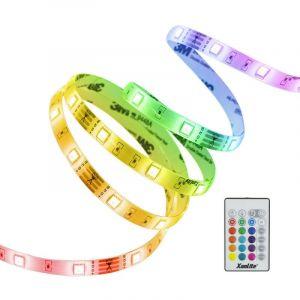 Kit de ruban LED de 3m - RVB - digital - XANLITE