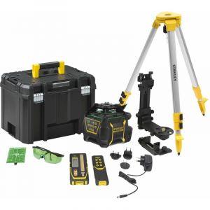 Stanley Niveau laser rotatif RL750L Li-Ion - FMHT77448-1