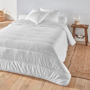 Couette synthétique 175 g/m², 100% polyester Blanc - Taille 200x200 cm;240x260 cm;75x120 cm;140x200 cm;220x240 cm