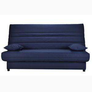 Housse couette spécial rénovation pour banquette e Bleu Marine - Taille 120x190 cm;130x190 cm;140x190 cm