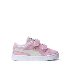 Baskets cuir Suede Classic XXL Rose - Taille 19;20;21;22;23;24;25;26;27