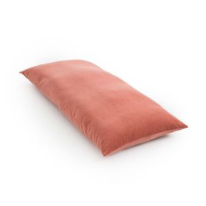 Housse pour matelas de sol, Velvet Bois De Rose - Taille 120x60 cm