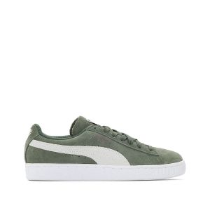 Baskets Wn Suede Classic Kaki - Taille 36