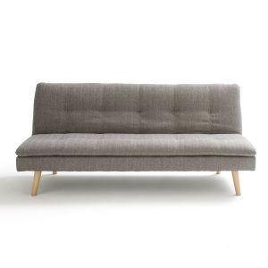 Banquette convertible Amagona Gris Clair - Taille 3 Places