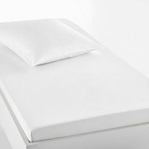 Drap housse jersey pour lit enfant, Scenario Blanc - Taille 90X190 cm;90x140cm