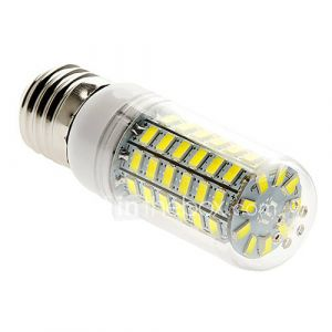 Ampoules Epis de Maïs (Blanc naturel 15 W- E26/E27 1500 lm- AC 100-240