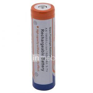 3.7V 1800mAh rechargeable au lithium-ion 18650 avec le Conseil de la protection