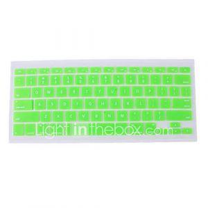 Couverture de protection pour clavier 13 ''15'' 17 ''Macbook Pro (couleurs assorties)
