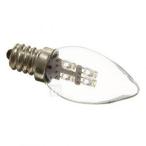 Ampoules Bougies (Blanc naturel , Décoratif) - C - 0.5000000000000001 W- E12 15-20 lm- AC 100-240
